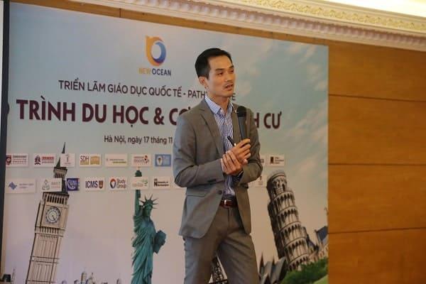 Mr. Đoàn Quốc Trung – Khách mời của chương trình