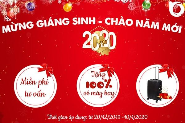 Mừng giáng sinh - Chào năm mới 2020