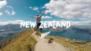 Làm thêm tại New Zealand
