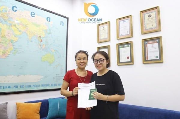 Chúc mừng Visa du học Nguyễn Ngọc Thảo My