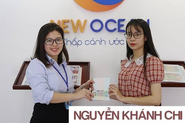 Nguyễn Khánh Chi - Du học Ba Lan