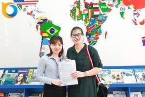 Nguyễn Ngọc Phương Uyên du học Thụy Sĩ