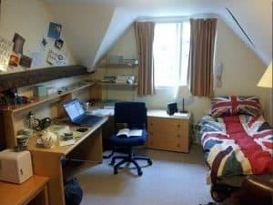 Nhà trọ homestay khi du học sinh Anh Quốc