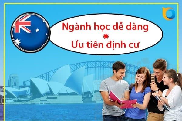 Nhóm ngành dễ dàng ưu tiên định cư Úc