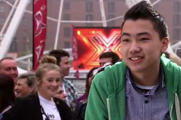 Nổi tiếng từ chương trình X - Factor UK