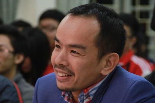 Ông Nguyễn Đức Sơn - GĐCLThương hiệu Richard Moore Associates