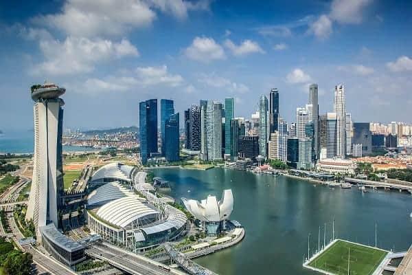 Singapore con rồng kinh tế Châu Á