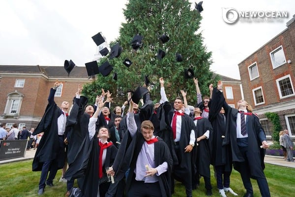 Giáo dục bậc đại học tại Anh Quốc: Thời gian học: 3 – 4 năm (thông thường 3 năm)