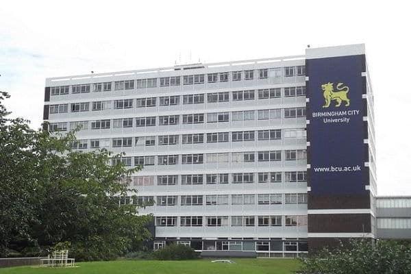 Trường Đại học Birmingham City
