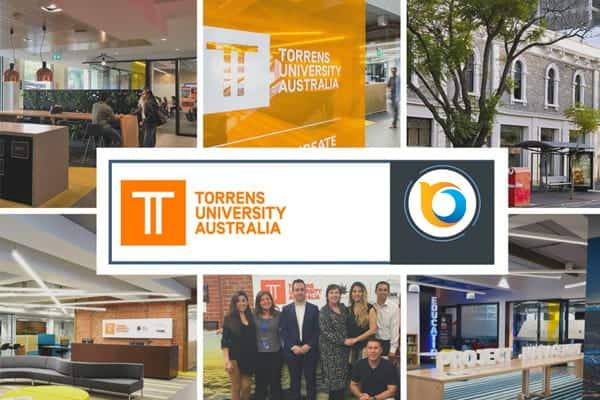 Đại học Torrens – Ngôi trường năng động với nhiều chương trình đào tạo hấp dẫn