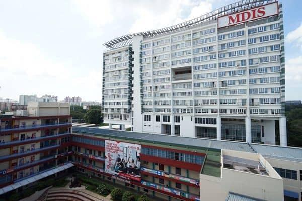 Trường luyện thi trường công tốt nhất Singapore MDIS