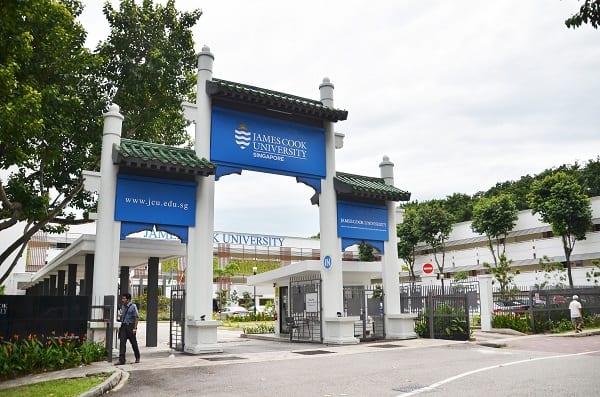 Trường Đại học James Cook Singapore - Sự lựa chọn hàng đầu