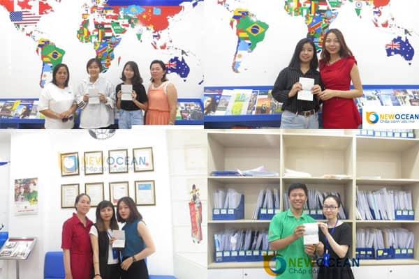 Chúc mừng các bạn nhận Visa du học Hàn Quốc (ảnh 2)