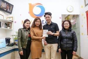 Chúc mừng Visa du học Singapore Nguyễn Phùng Hưng