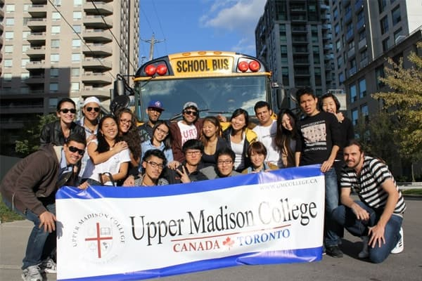 Upper Madison College, Canada
