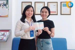 Visa du học Úc Trần Nhã Phương Vy