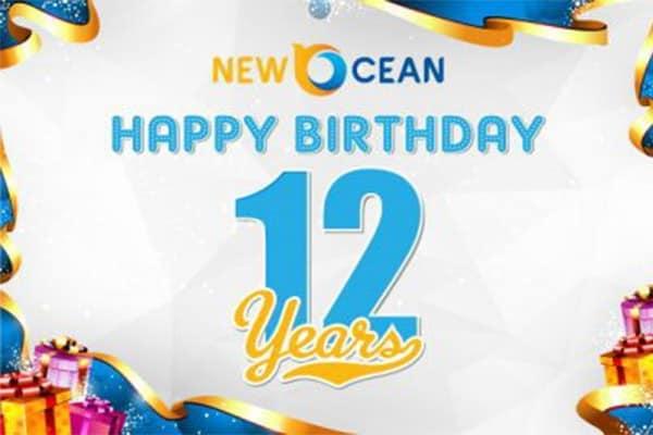 Mừng sinh nhật New Ocean bước sang năm thứ 12