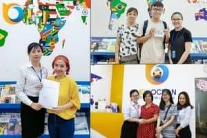 Chúc mừng VISA du học Hà Lan