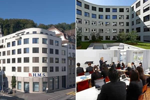 Trường Quản trị du lịch khách sạn BHMS