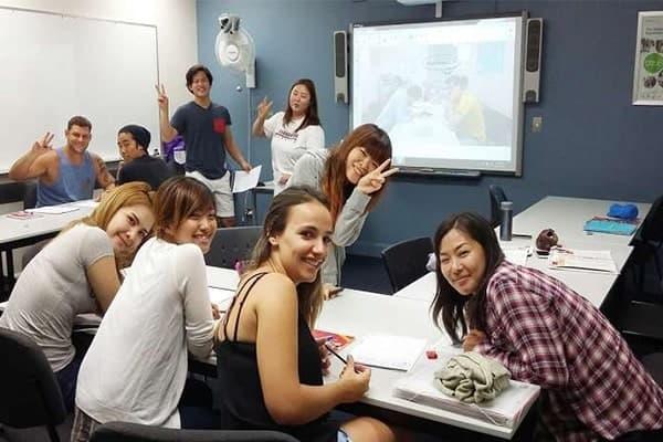 Các bạn học sinh sẽ được trải nghiệm một quốc gia trên thế giới trong thời gian ngắn