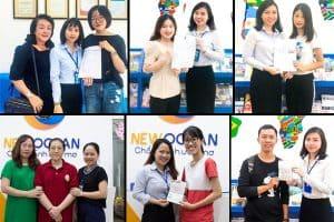 Chúc mừng Visa du học các nước