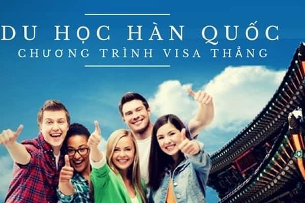 Chương trình Visa thẳng 2019