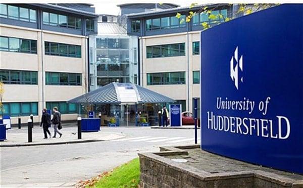Trường Đại học Huddersfield