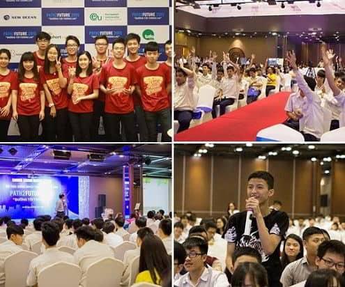 New Ocean tổ chức nhiều hội thảo cho các bạn học sinh