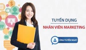 New Ocean tuyển dụng vị trí nhân viên marketing