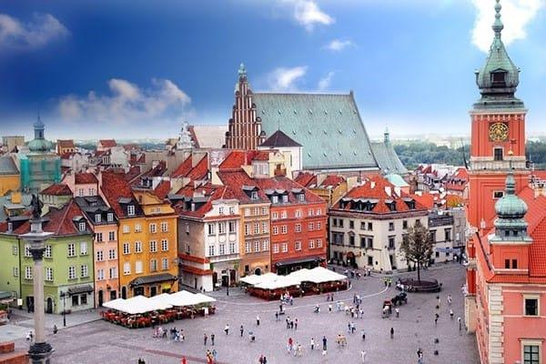 Những lý do hấp dẫn để lựa chọn du học Ba Lan
