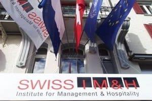 Học viện Quản Lý Khách Sạn Swiss IM&H
