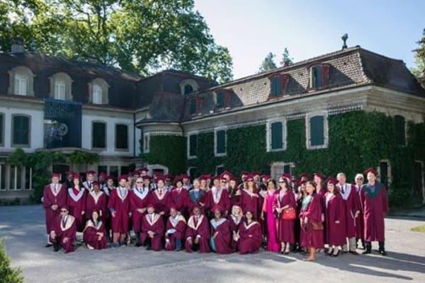 Trường ngoại giao và quan hệ quốc tế Geneva Thụy Sĩ
