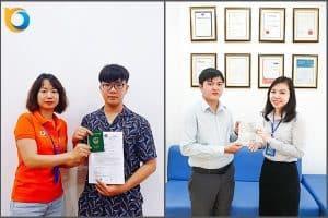 Visa du học Singapore Nguyễn Đăng Trường và Trần Linh Toàn