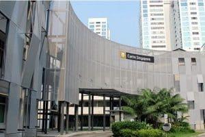 Đại học Curtin tại Singapore