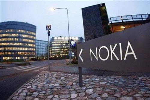 Điện thoại Nokia được xuất phát từ Phần Lan