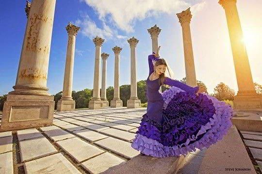 Điệu nhẩy Flamenco nét đặc sắc trong âm nhạc Tây Ban Nha