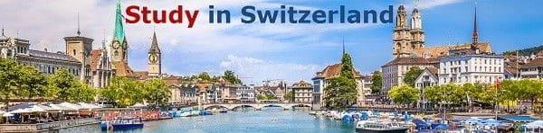 Hồ sơ xin visa du học Thụy Sỹ