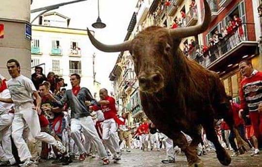 Lễ hội săn Fermin đặc sắc trong văn hóa Tây Ban Nha