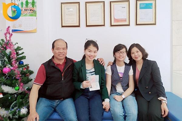 Visa du học New Zealand Nguyễn Trần Thanh Ngân