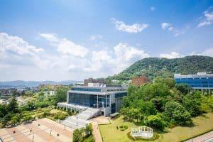 Thông tin về trường Đại học Hallym University