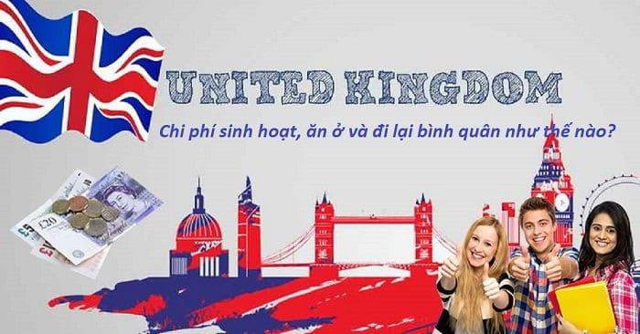 Tiết kiệm chi phí du học Anh