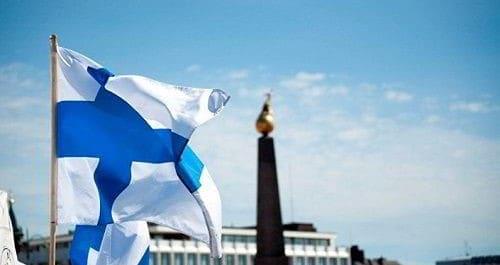Ý nghĩa quốc kì của Phần Lan