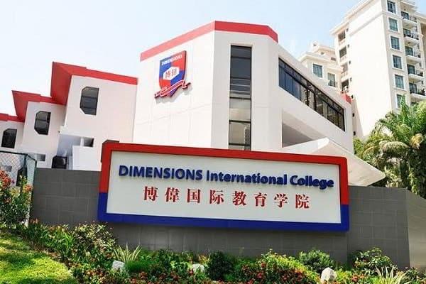 Trường Cao Đẳng Quốc Tế Dimensions