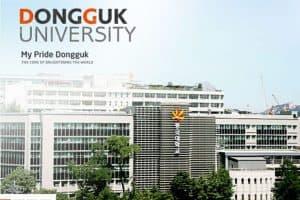 Du học Hàn Quốc trường đại học Dongguk