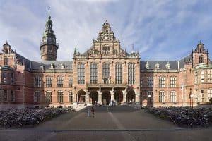 Thông tin trường Đại học Groningen, Hà Lan