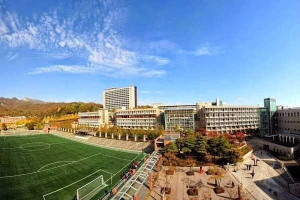 Trường Đại học Kookmin Hàn Quốc