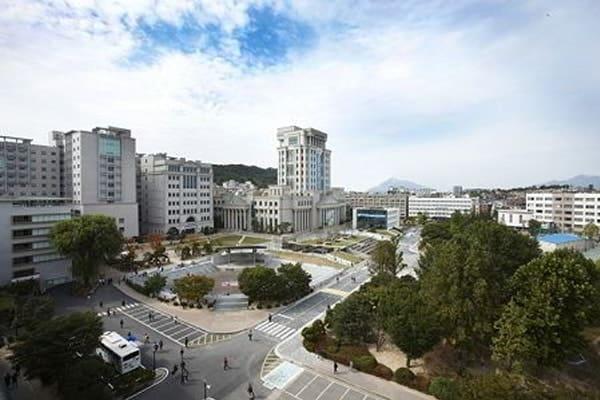 Trường Đại học Ngoại ngữ Hankuk Hàn Quốc