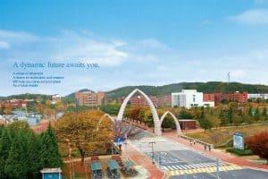 Trường đại học quốc giaGyeongsang