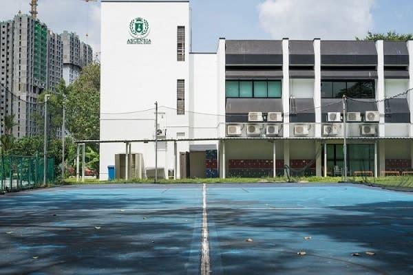 Trường Quốc tế Ascensia, Singapore