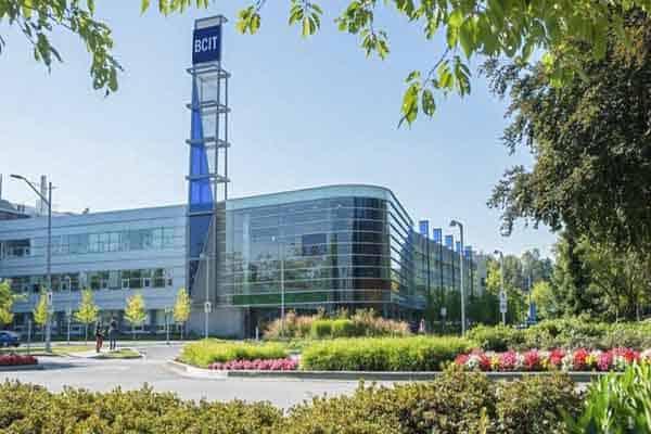 Viện Công nghệ British Columbia, Canada